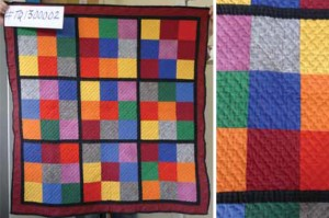 Quilting a future: the transformative power of the stitch