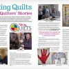 Every quilter has a story to tell